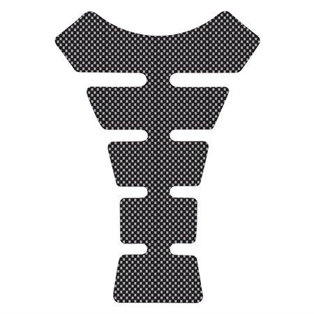 Oxford Gel Spine, Tank Pad - Carbon