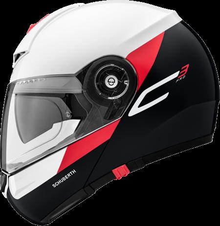 Schuberth C3 Pro Gravity Red