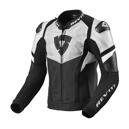Rev'it Jacket Hyperspeed Air, Black/White