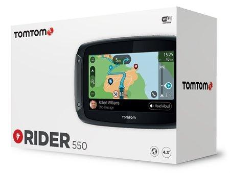 TomTom Rider 550